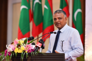 Higher Education Minister, Dr. Ibrahim Hassan