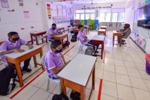 Schools in Malé Covid-19