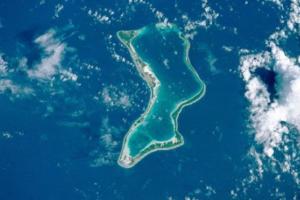 One of the Chagos Islands - Diego Garcia