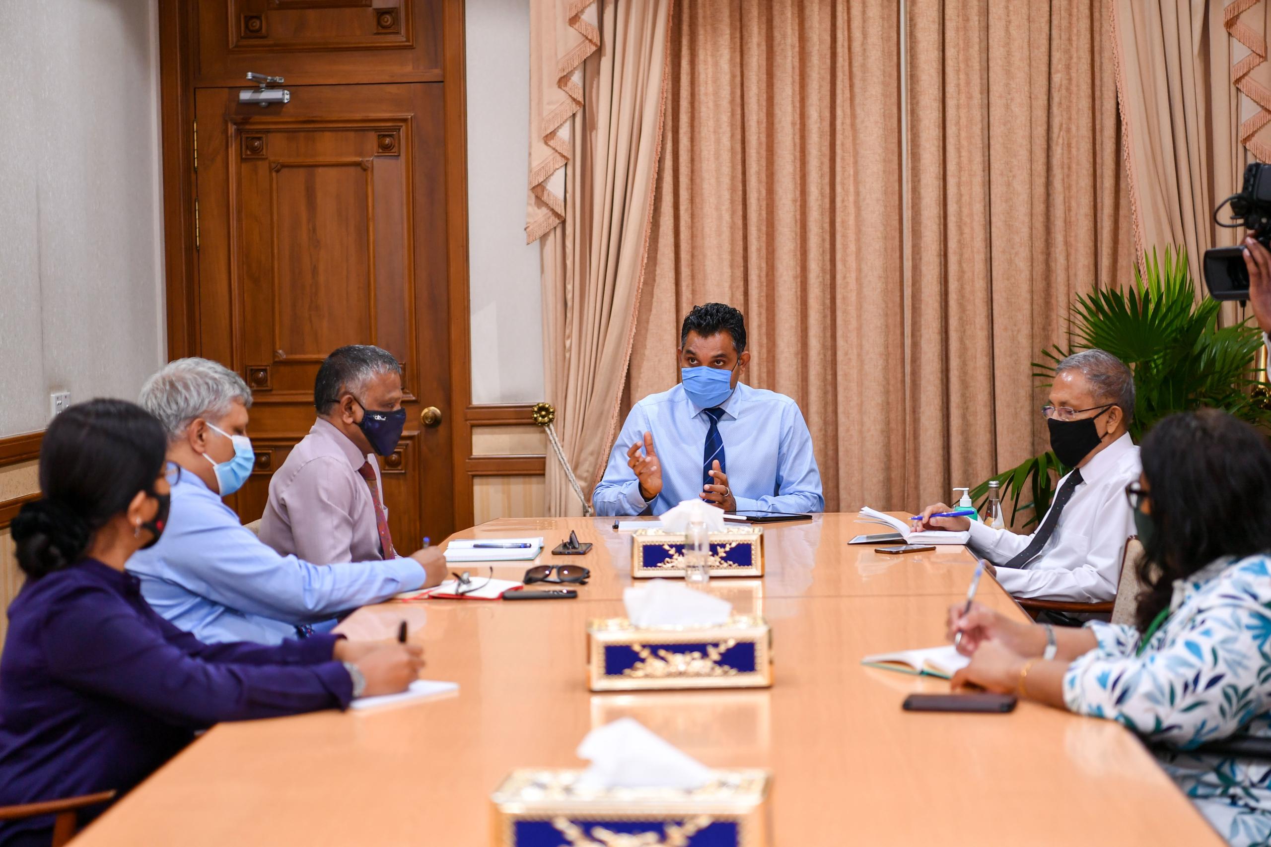 Vice President Faisal