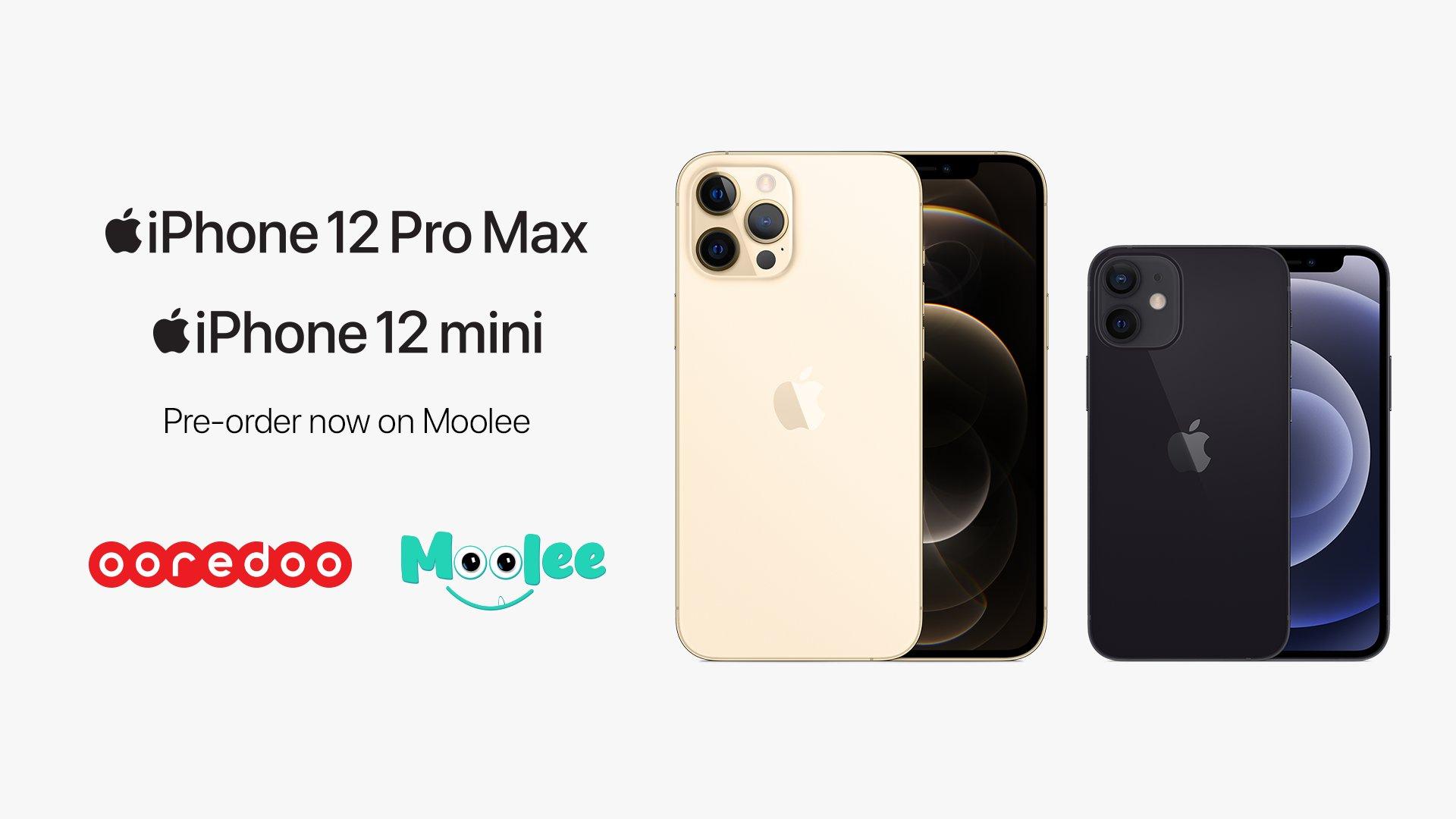 iphone 12 ooredoo