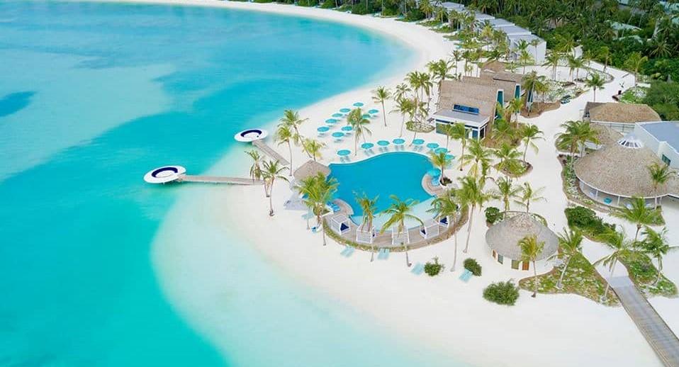 Kandima Maldives - Dhaalu Atoll.