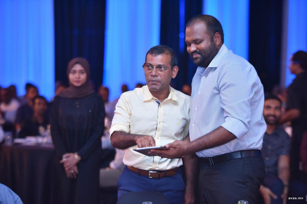 Mohamed Nasheed & Ali Waheed