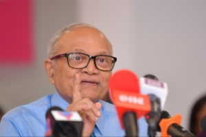Former President Maumoon Abdul Gayoom
